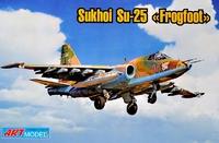 Су-25 штурмовик. AM7215 ART Model 1:72