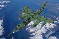 Як-28ПП самолет постановщик помех. 48002 Bobcat 1:48