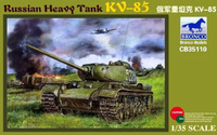 КВ-85 тяжелый танк. CB35110 Bronco 1:35
