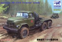 ЗиЛ-131 тягач. CB35194 Bronco 1:35