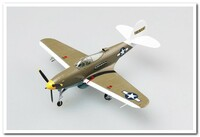 "Р-39 ""Аэрокобра"" (P-39Q-5-BE ""Snooks"" W. Shomo 82nd TRS/71st TRG) истребитель 1944 г. 36320 Easy Model 1:72"