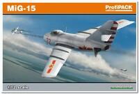 МиГ-15  истребитель. 7057 Eduard 1:72