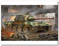 Е-100 проект сверхтяжелого танка. 00384 Trumpeter 1:35