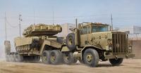 М911 С-НЕТ с М747 танковый тягач с полуприцепом :: Hobby Boss 85519 1:35