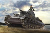 Pz IV Ausf D Tauchpanzer - 80132 Hobby Boss 1:35