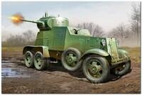 БА-3 средний бронеавтомобиль. 83838 HobbyBoss 1:35