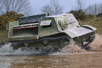 Т-20 Комсомолец артиллерийский тягач. 83848 Hobby Boss 1:35