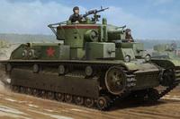 Т-28 средний танк. 83852 Hobby Boss 1:35