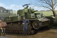 Т-28 средний танк с конической башней. 83855 Hobby Boss 1:35