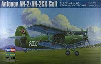 Ан-2/Ан-2СХ легкий многоцелевой самолет. 81705 Hobby Boss 1:48