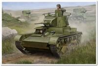 Т-26 легкий пехотный танк обр. 1938 г. 82497 HobbyBoss 1:35