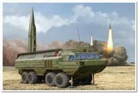 """9К714 """"Ока"""" (SS-23 Spider) оперативно-тактический ракетный комплекс. 85505 HobbyBoss 1:35"""
