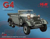 Typ G4 обр. 1939 автомобиль германского руководства. 24011 ICM 1:24