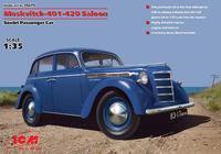 Москвич-401/402 легковой автомобиль. 35479 ICM 1:35