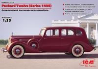 Packard Twelve (серия 1408) лимузин. 35536 ICM 1:35