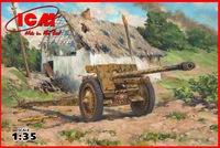 Pak 36(r) 7.62 см пушка. 35701 ICM 1:35
