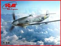 Bf.109F-4/R6 истребитель Люфтваффе. 48107 ICM 1:48