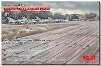 ПАГ-14 плиты аэродромного покрытия. 48231 ICM 1:48