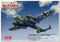 Do.215B-4 самолет-разведчик Люфтваффе . 48241 ICM 1:48