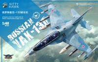 Як-130 учебно-боевой самолет - KH80157 Kitty Hawk 1:48