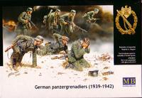Немецкие панцергренадеры. MB3518 Masterbox 1:35