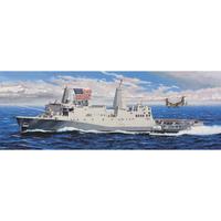 """""""Нью-Йорк"""" (USS New York LPD-21) десантно-вертолетный корабль-док. 64007 Galery Models 1:350"""
