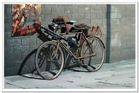 Германский армейский велосипед. MB35165 Masterbox 1:35