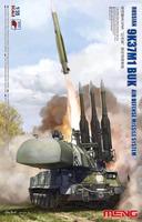 9К37М1 Бук-М1 ЗРК - SS-014 Meng 1:35