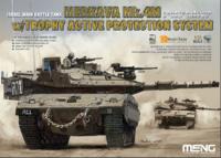 Merkava Mk-4M TROPHY (Меркава-4М) основной танк - TS-036 Meng 1:35