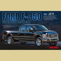 Форд Ф-350 пикап (Ford F-350). CS-001 Meng 1:24