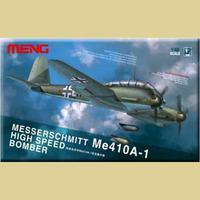 Ме-410А-1 легкий бомбардировщик (Me.410A-1 Hornisse). LS-003 Meng 1:48