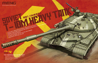 Т-10М тяжелый танк. TS-018 Meng 1:35