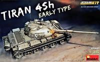 «Тиран-4Ш» (израильский Т-54) средний танк с полным интерьером. 37021 MiniArt 1:35