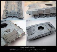 T-90А; Т-90СА Корректирующий набор корпуса с фототравлением. B35067 Miniarm 1:35