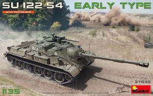 СУ-122-54 раннего типа - Miniart 37035 1:35