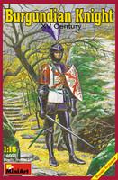 Бургундский рыцарь XV век. 16003 MiniArt 1:16