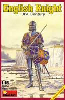 Английский рыцарь XV век. 16004 MiniArt 1:16