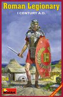 Римский легионер I век н.э. 16005 MiniArt 1:16