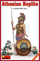 Афинский гоплит V век до н.э. 16014 MiniArt 1:16