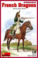 Французский драгун Наполеоновские войны. 16016 MiniArt 1:16