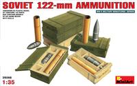 Советские 122-мм боеприпасы. 35068 MiniArt 1:35