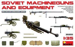 Советское оружие и амуниция. 35255 MiniArt 1:35