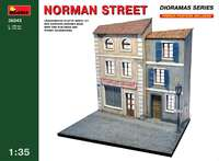 Нормандская улица. 36045 MiniArt 1:35