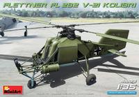 Fl.282 «Колибри»  разведывательный вертолёт-синхроптер. 41003 MiniArt 1:35