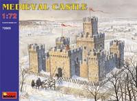 Средневековый замок. 72005 MiniArt 1:72