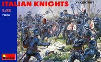 Итальянские рыцари XV век. 72008 MiniArt 1:72
