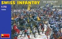Швейцарская пехота XV век. 72009 MiniArt 1:72
