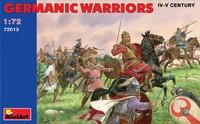 Немецкие воины IV-V век. 72013 MiniArt 1:72