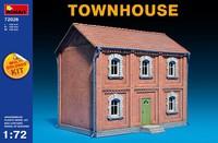 Городской дом. 72026 MiniArt 1:72