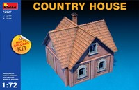 Сельский дом. 72027 MiniArt 1:72